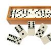 Premium Set of Dominoes w/ Wood Case