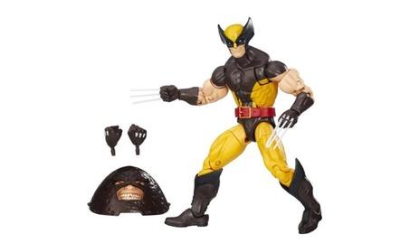 """Marvel 6"""" Legends Series Wolverine Figure f60935cd-cf02-49d8-a19a-5492d85391da"""