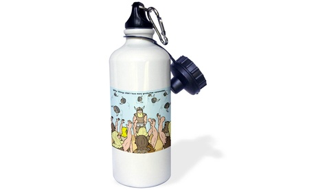 Water Bottle Why Vikings Didnt Have Many Graduation Ceremonies photo
