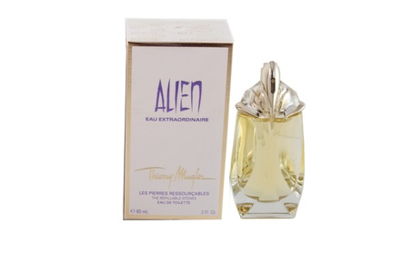 Thierry Mugler Alien Eau Extraordinaire 2oz/60ml Edt Spray Women New e927c24d-667f-415f-a053-2d0f35b870cc