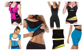 Neoprene Waist Trainer Belt Body Shaper Slimmer Vest Shirt Shorts at Brady and Kelly Inc. , plus 6.0% Cash Back from Ebates.