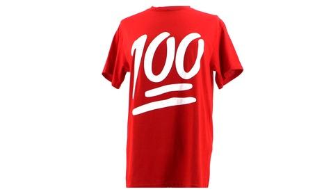 Keep it 100 emoji T Shirt 0794059e-5266-41ee-801b-49224cc9c0fe