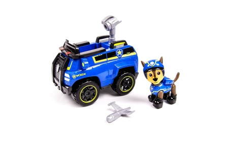 Paw Patrol Chase's Spy Cruiser, Vehicle and Figure d31e5b8d-0936-4460-a780-2e027496b617