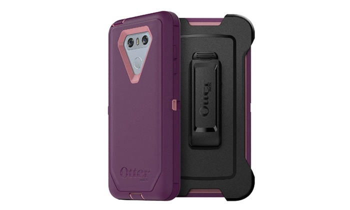 huge discount 794a2 30473 OtterBox Defender Series Smartphone Case for LG G6