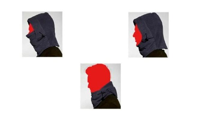 Multiple Wearing Style Multipurpose Fleece Winter Warming Balaclava