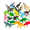 72 Mini Dinosaur Figure Toy Set Party Favors Learning Resources