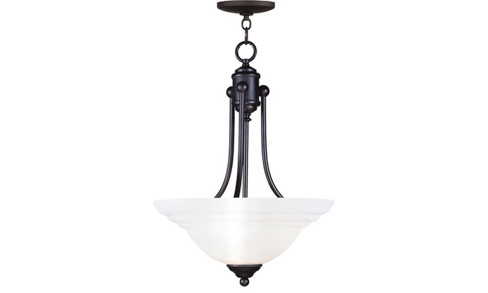 North Port 3-Light Black Penda...