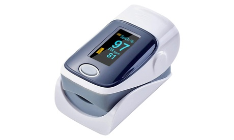 Fingertip Pulse Oximeter Blood Pulse Oximeters Portable Blood Oxygen Monitor