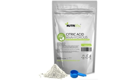 Pure Citric Acid Anahydrous Powder, 10 lbs