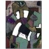 Garner Lewis The Merry Go Round Canvas Print 18 x 24
