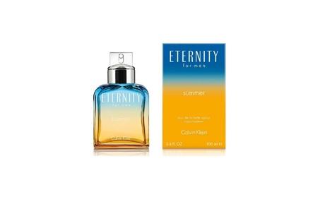 Eternity Summer Edition 2017 3.4 oz. (100ml) Eau de Toilette for Men 5d3e14bc-15d0-4178-aa2b-cc6b7988d2a0