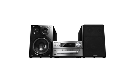 Panasonic SC-PMX9 Networkable HiFi Micro Audio Speaker System 6338c104-ccc6-4447-8ca7-8d73124a3ee0