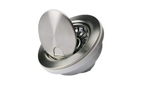 Nantucket Sinks NS35LCC Flip Top Crumb Cup in. Kitchen Drain b23cd614-3cda-43a4-86fc-9700351da8f7