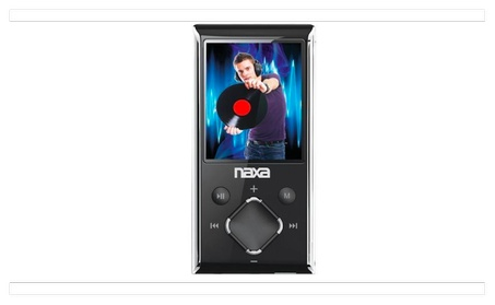 Lcd Portable Media Players