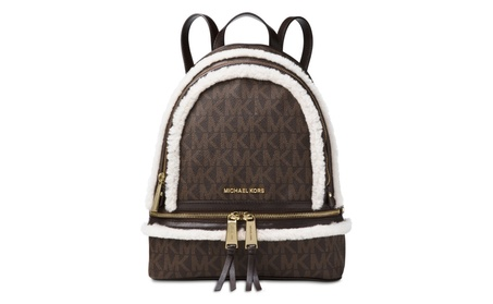 Michael Kors Medium Backpack a7ae44a0-0b16-4a05-9935-6374f2665266