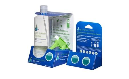 Odor Eliminator & All Purpose Cleaner Stain Remover Starter & Refill 8b68e420-f631-4cca-8fba-ac345d47cdb4