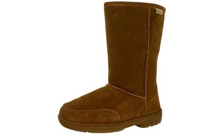 Bearpaw Women's Meadow Suede Medium-high Boots
