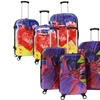 Dominic Pangborn Hardside Expandable Spinner Luggage Set (3-Piece)