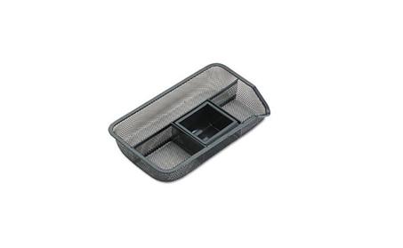 Eldon Office Products 22121 Drawer Organizer, Metal Mesh, Black e0c758f4-9d97-469c-914b-fdc567a1ada8