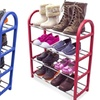 Kid's Shoe Organizer Storage  4 Levels for Shoes
