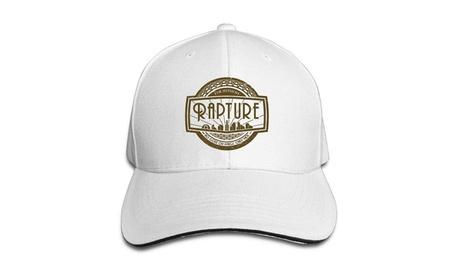 Sandwich Bill Cap Bioshock 4 Rapture Symbol Trucker Cap 40e6690b-cc6a-4c67-abc3-0172d7d20906