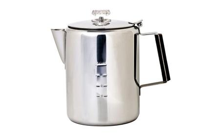 Chinook 41125 Coffee Percolator 12 Cup a55f324d-4f20-4206-96a9-19c57b26b437
