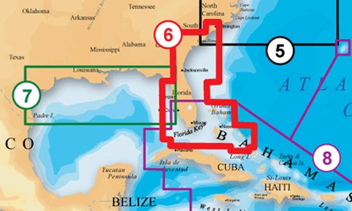 Navionics Msd 906p Platinum Sd 906 Se Us Bahamas