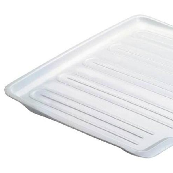 Rubbermaid 1182-MA-WHT Dish Drainer Tray