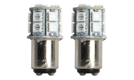 IL-1157B-15 LED Bulb SMD 15 LED 2 piece kit Blue 19d336b2-d443-4dd2-b9cc-2fd3a8c422b5