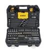Stanley Tools 7515018 DWMT73802 0.25-0.375 Drive Box Socket Set, 142