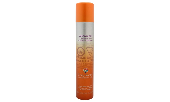 ColorProof All Around Color Protect Working Hairspray