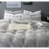 Lightweight Cotton Duvet Cover 3 Piece Set
