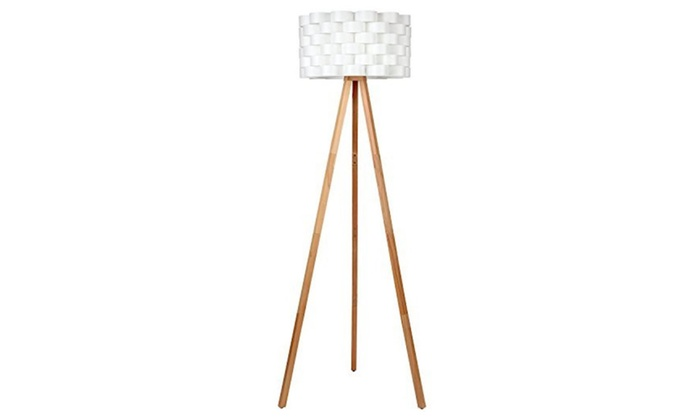 led tripod floor lamp contemporary design for modern living rooms
