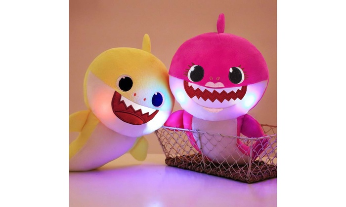 Up To 54% Off on Shine Baby Shark Plush Singin      Groupon