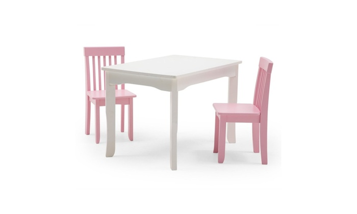 Lipper Mystic Table And Chair Set