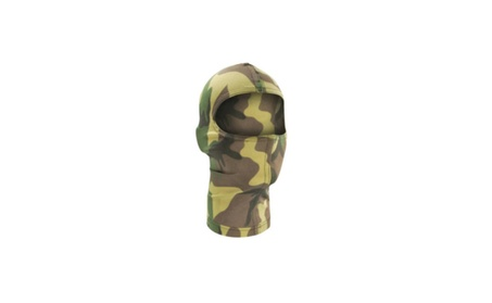 Zan Headgear Nylon Camouflage Balaclava - Army 4d0967e5-3827-4cb0-8ebd-5f96085088cc
