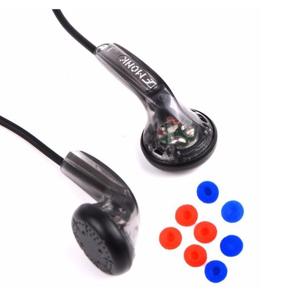 Venture Electronics VE MONK Plus earbud earphone Black