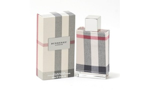Burberry London Ladies (Cloth)- EDP Spray - 3.3 Oz