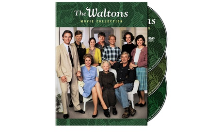 Waltons, The: The Movie Collection (DVD) 3584cad5-a1f9-42bf-9178-6eae5025ad26