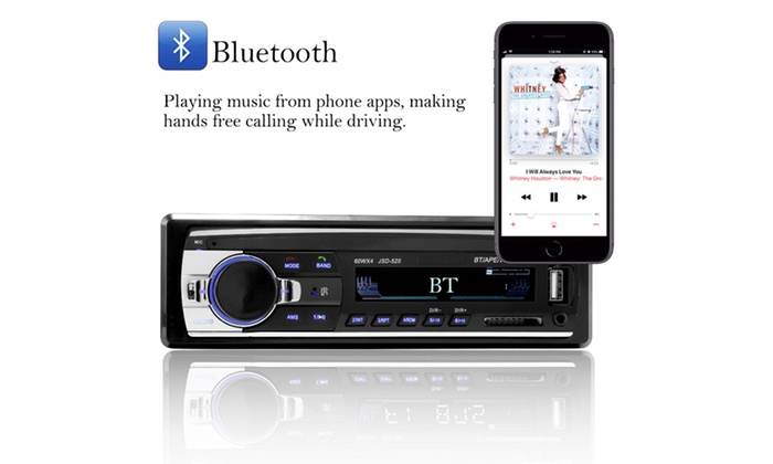 Up To 70 Off On Bluetooth Car Stereo Audio In