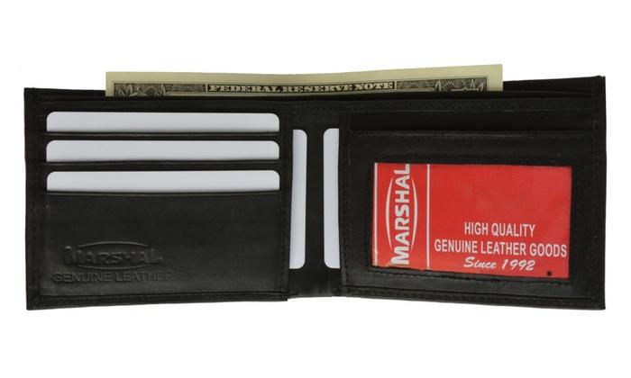 Simple Bi-fold mens wallet