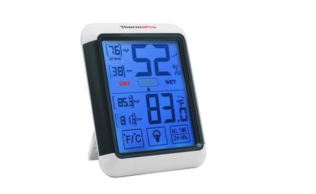New Digital Hygrometer Thermometer Indoor Temperature Humidity Monitor 4e7b2db3-d319-41d7-b1a9-6c8d806decee