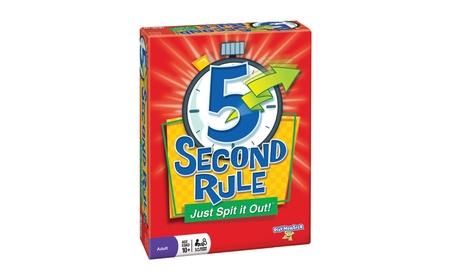 5 Second Rule® 7428 b2e2912f-a72c-4ef0-9601-876e10055e8e