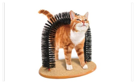 Cat Scratcher Pet Furniture arch Post Toy Scratching 8866196f-5be5-42f8-9ab8-572c054646e2