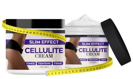 Skin Pasión Slim Effect Cellulite Cream (1- or 2-Pack)