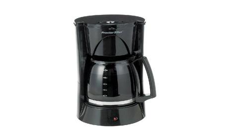Proctor Silex 48524 Coffeemaker, 12 Cup, Black 59479c4c-d8f3-4d1c-99ed-6f5caa867461
