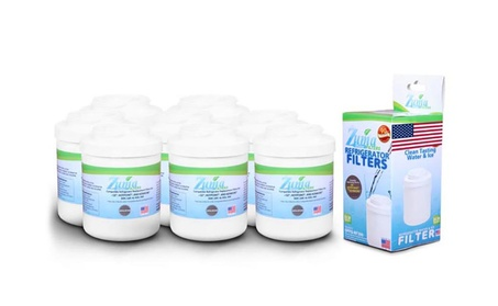 (8 Pack) GE GWF06 Compatible Refrigerator Water and Ice Filter OPFG-RF photo