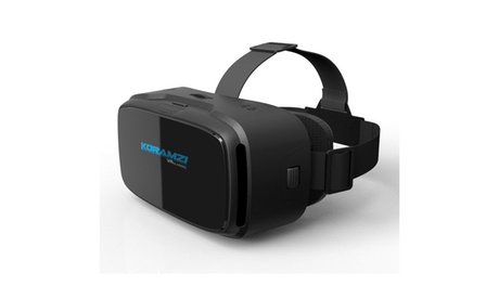 KORAMZI VR 3D Glasses Virtual Reality Headset/VR goggles for Smartphones/iphones 8fa08a4f-9ab7-4c44-b418-7c2e39c8b333