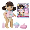 Baby Alive Twinkles N' Tinkles Brunette Talks English/Spanish Doll