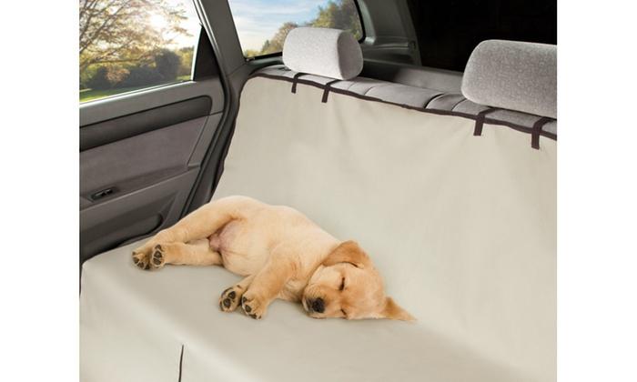 IPets Waterproof Pet Car Seat Cover